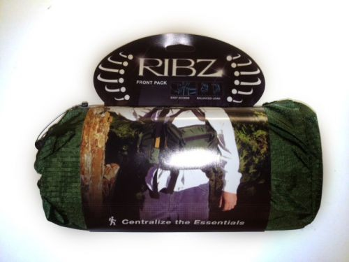 Ribz Front Pack